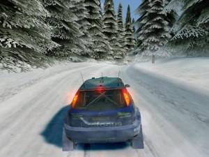 """Vybrali jsme """"lehčí"""" trasu, abychom se vyhnuli kopcům a sněhu..."""