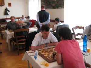 Luboš Roško jako jeden z mála bodoval v obou utkáních