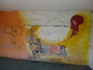 Karvinské graffiti
